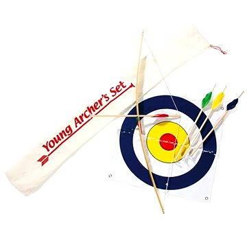 Lukostřelecká sada s přísavkama (4020972047281)