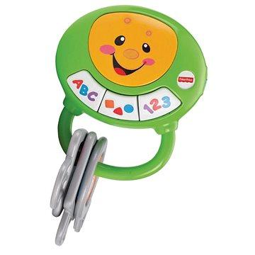 Fisher-Price - Mluvící klíče SK (746775377496)