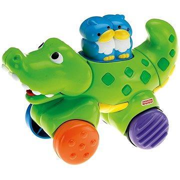 Fisher-Price - Jezdící krokodýl (ASRT0027084704648)