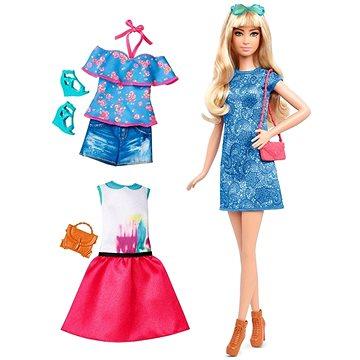 Mattel Barbie - Modelka s oblečením a doplnkami 43 (ASRT0887961352542)