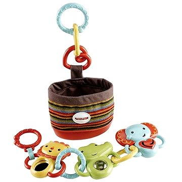 Fisher-Price - Sada chrastítek (0887961178524)