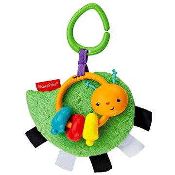 Fisher-Price chrastítko housenka (ASRT0887961354935)