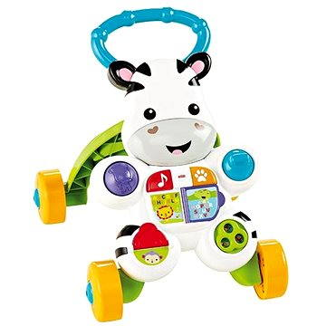 Fisher-Price - Zebra CZ (0887961319972)