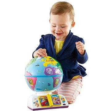 Fisher-Price Globus Smart Stages SK (0887961336498)
