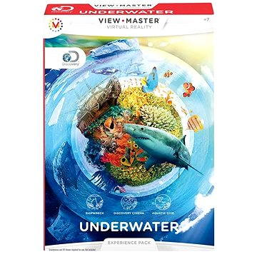 Mattel View Master Zážitkový balíček - Podvodní svět (0887961346947)