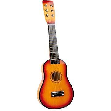 Dřevěné hudební nástroje - Kytara (4020972071606)