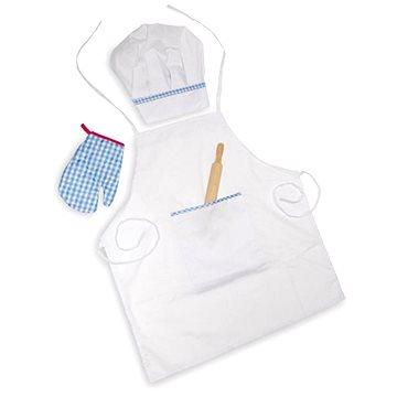 Dětská kuchyňská zástěra - Cook (4020972089632)