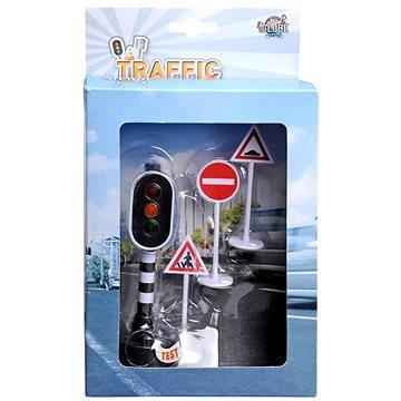 Funkční semafor a dopravní značky (8713219245040)