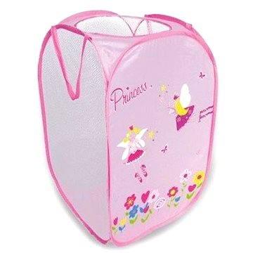 Koš na hračky pro holky - Princess (8592190092061)