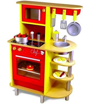 Kuchyňka vč. nádobí a potravin (3048700061942)