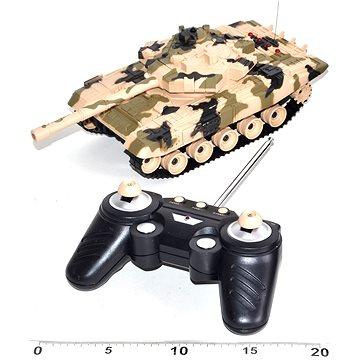 Wiky bojový tank na dálkové ovládání (8590331008698)