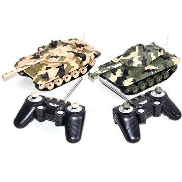 Wiky ničivá tanková bitva RC (8590331008711)