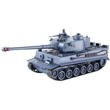 Wiky tank Tiger RC (8590331051069)