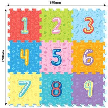 Wiky pěnové puzzle (8590331186457)