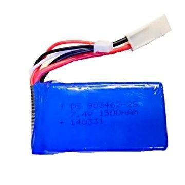 FM electric originální akumulátor 7,4V/1500mAh pro loď FT009 (4260364272895)