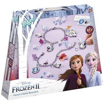 Ledové království II vyrob si náramky (8714274680654)