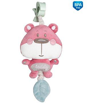 Canpol babies Růžový medvídek (5901691824829)