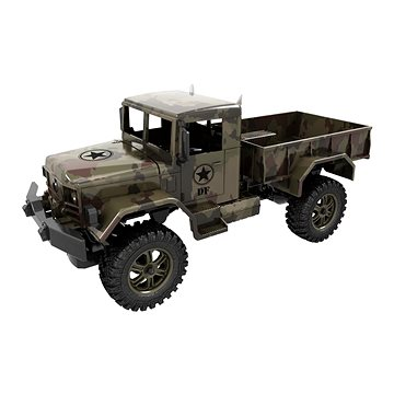 dfmodels Military Truck 1:12 RTR 4x4 (4250684115552)