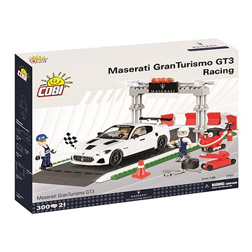 Cobi Maserati Gran Turismo GT3 Racing set (5902251245672)
