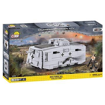 Cobi Great War Sturmpanzerwagen A7V (5902251029821)