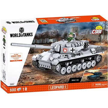 Cobi Leopard I z World of Tanks (5902251030377)