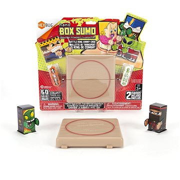 HEXBUG Nano Box Sumo Ring (807648065879)