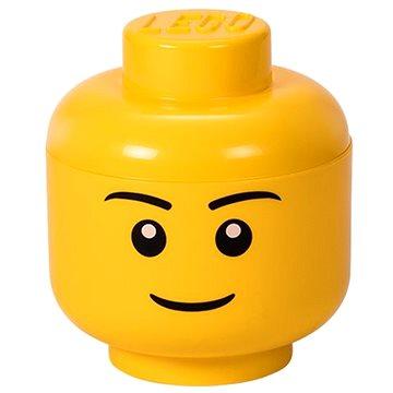 LEGO úložná hlava (velikost S) - chlapec (5711938030193)
