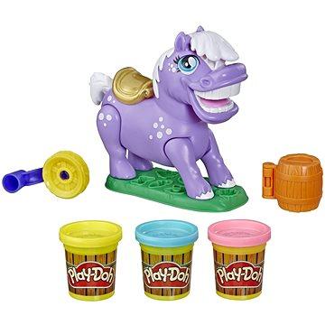 Play Doh Animal Crew Řehatající kůň (5010993633067)
