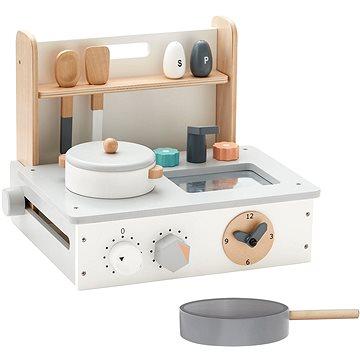 Mini kuchyňka dřevěná Bistro (7340028727415)