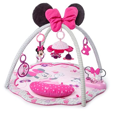 Deka na hraní Minnie Mouse Garden Fun (074451110977)