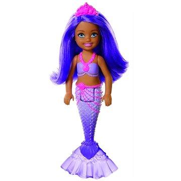 Barbie Chelsea mořská panna (0887961812756)