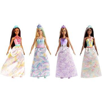 Barbie Kouzelná princezna (0887961813029)