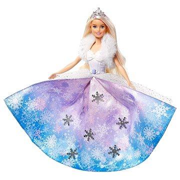 Barbie sněhová princezna (0887961827286)