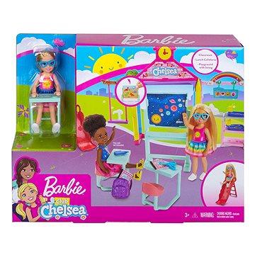 Barbie Chelsea školička (0887961803495)