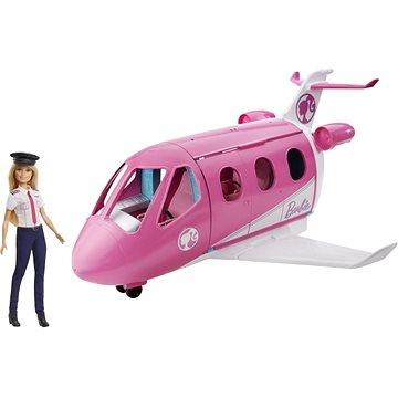 Barbie letadlo snů s pilotkou (0887961807448)
