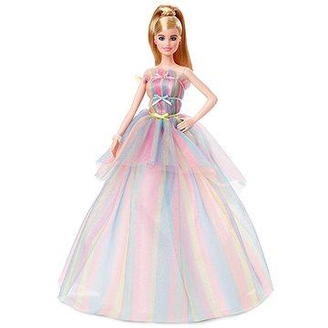 Barbie narozeninová Barbie (0887961801392)