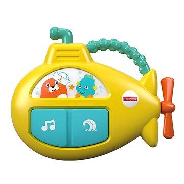 Fisher-Price Hudební ponorka (0887961772630)