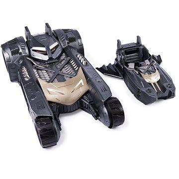 Batman Batmobil a Batloď pre fig 10 cm(778988134825)