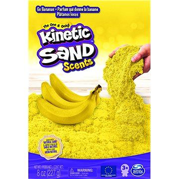Kinetic Sand Voňavý tekutý písek - Bananas(ASSRT778988573228f)