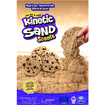 Kinetic Sand Voňavý tekutý písek - Dough Crazy(ASSRT778988573228h)