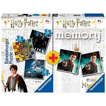 Ravensburger 050543 Harry Potter pexeso (4005556050543)