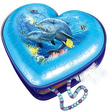 Ravensburger 111725 Srdce podmořský svět (4005556111725)