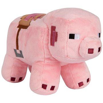 Minecraft Saddled Pig (0889343101045)