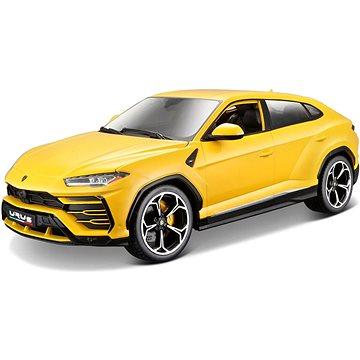 Bburago 1:18 Lamborghini Urus žlutý (4893993010929)