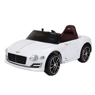 Dětské elektrické auto Bentley EXP 12 bílá (8594176635071)