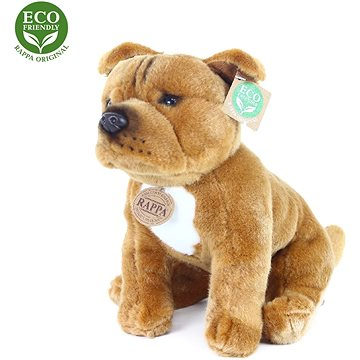 Rappa Eco-friendly stafordšírský bulteriér 30 cm (8590687201804)