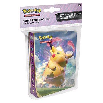Pokémon TCG: SWSH04 Vivid Voltage - Mini Album (0820650807671)