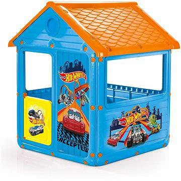 Hot Wheels Dětský zahradní domeček (8690089023124)