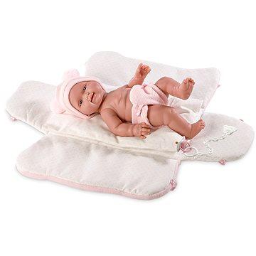 Llorens New Born holčička 26268 (8426265262687)