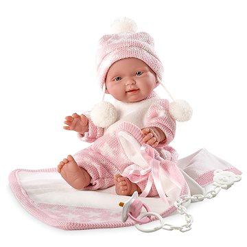 Llorens New Born holčička 26270 (8426265262700)